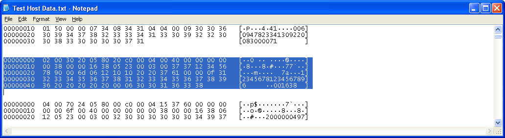 ISO8583 Message Decoder